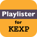 Playlister for KEXP